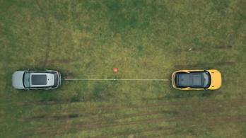 Mivel lehet közélhúzó versenyt nyerni egy Land Rover ellen?