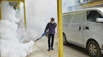 Szingapúrban nagyot ugrott a fertőzöttek száma