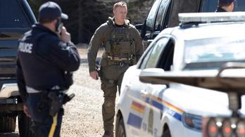Legalább 16 áldozata van a kanadai lövöldözésnek