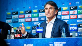 150 millió eurót költhet a nyáron a Hertha