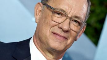 Tom Hanks tornázni próbált a kórházban, és hülyének nézték