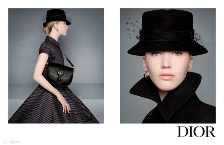 Ez a kampányfotózás már csak azért is rendhagyó, mert Lawrence általában szeret ennél egy picit kihívóbban öltözködni, és úgy tűnik, ha saját maga választja ki, milyen Dior-ruhába bújjon, sokkal jobban ráérez arra, mi áll jól neki