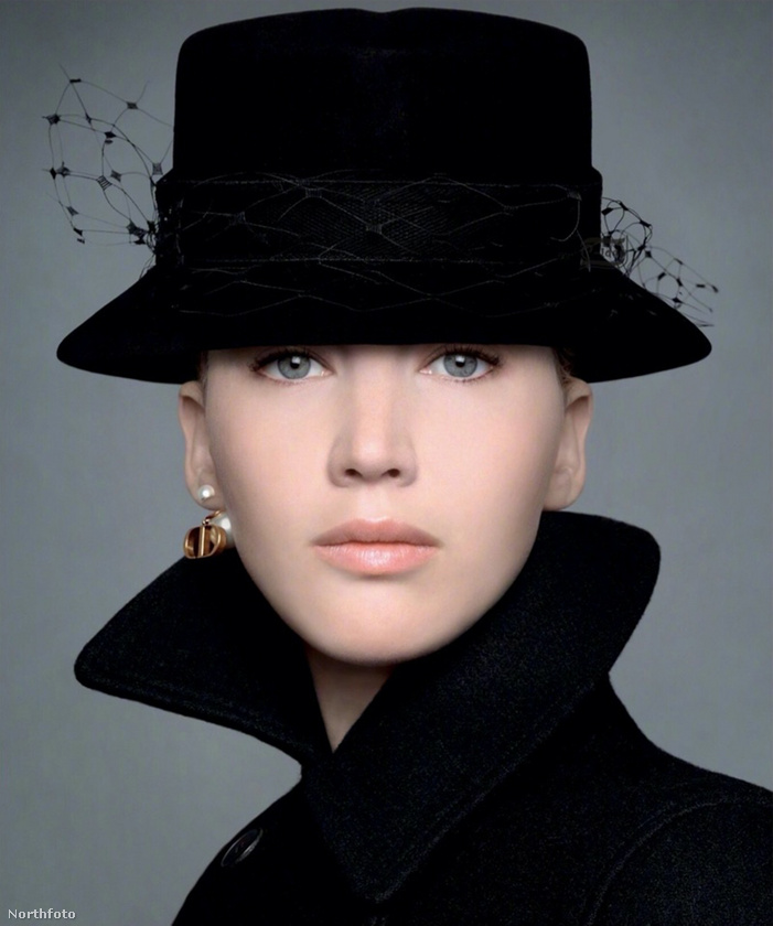 Jennifer Lawrence és a Dior múltja messzire nyúlik vissza