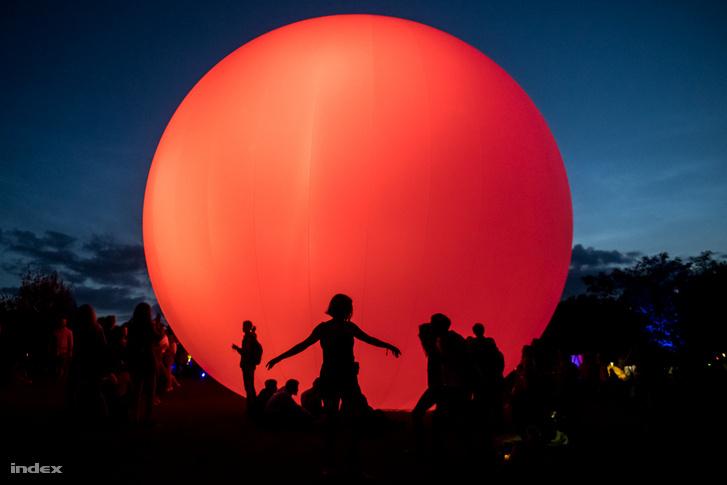 Fesztiválozók a 2019-es Kolorádó Fesztiválon