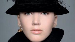 Ezek a reklámfotók megmutatták, Jennifer Lawrence akkor a legszexisebb, ha maga dönti el, mit hord