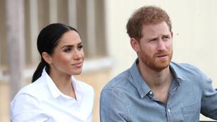Meghan Markle és Harry herceg többé nem áll szóba az angol bulvármédiával
