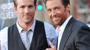 Hugh Jackman és Ryan Reynolds már maguk sem tudják, mióta trollkodnak egymással
