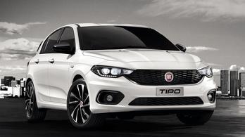 Tíz százalék alatt a Fiat olasz eladásai