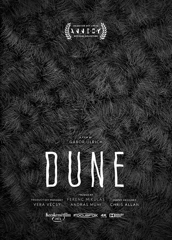Dune poster Annecy2020