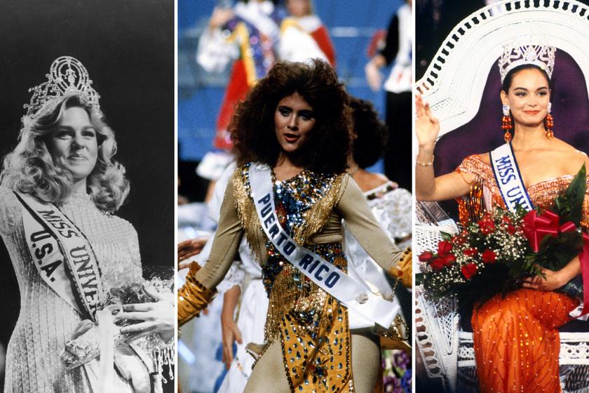 Így néznek ki a '80-as, '90-es évek szépségkirálynői: ma is gyönyörűek