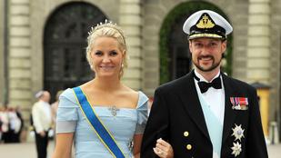 Íme Norvégia következő királya, aki botrányos előéletű feleséget választott
