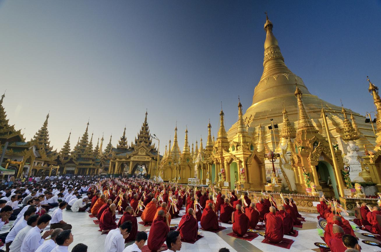 svedagon pagoda