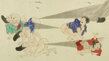 A középkorban emberek éltek a fingás művészetéből