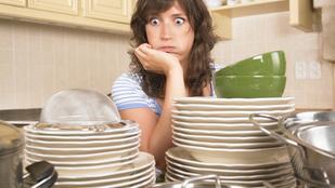 Amit igazán szívből gyűlölsz: 5 tipp, hogy könnyebb legyen a mosogatás