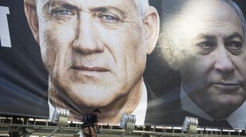 Izraelben furcsa megállapodást kötöttek az egységkormányról
