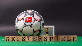Már májusban újraindulhat a Bundesliga