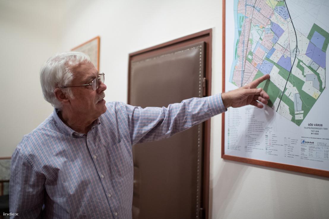 Markó József 2018-ban