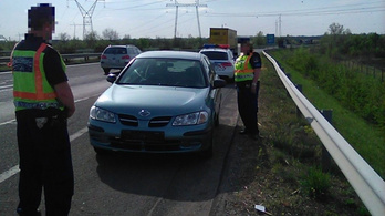 Forgalommal szemben vezetett jogosítvány nélkül