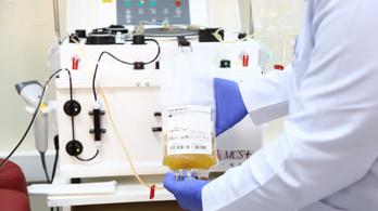 Magyarországon is vizsgálják, bevethető-e a gyógyultak vérplazmája a koronavírus ellen