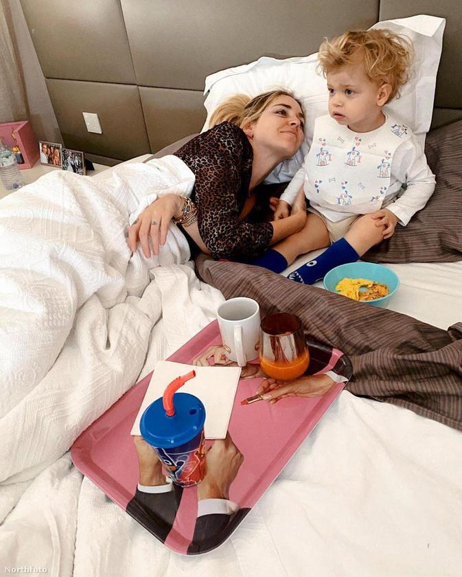 Chiara Ferragni kisfia nemrég lett két éves, és a járvány miatt otthon, kis barátai nélkül kellett ünnepelnie a születésnapját