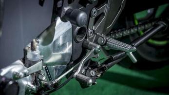 A Kawasaki NORMÁLIS motort készít villanyhajtással