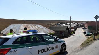 Maszkviselésre figyelmeztető rendőrökre támadtak Szlovákiában