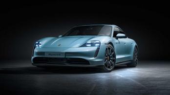Olcsóbb Porsche Taycan készül