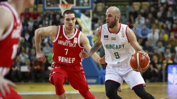 Hazatér Olaszországból az egyik legjobb magyar kosárlabdázó