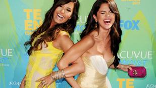 Demi Lovato állítólag egy titkos privát fiókon utálja Selena Gomezt