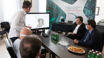Már a szabadalomra vár a koronavírushoz fejlesztett magyar lélegeztetőgép