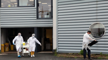 172 emberrel találkozott, mégse fertőzött meg senkit egy koronavírusos francia fiú