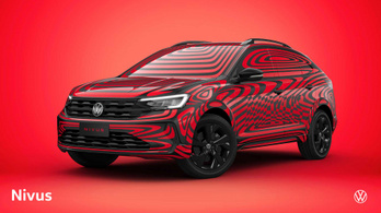 A Volkswagennél már van elég terepjáró