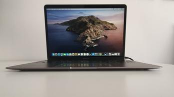 A minimumot hozza az olcsó Macbook Air