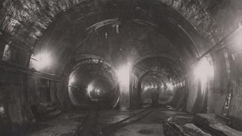 Sosem látott képek az 50 éves budapesti metróról