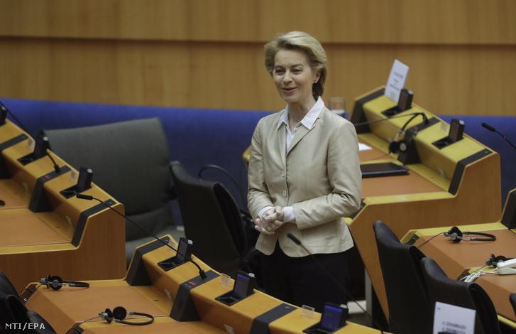Ursula von der Leyen az Európai Bizottság elnöke