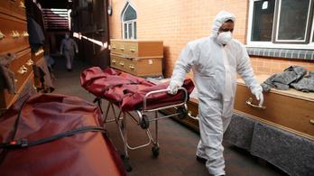 A hivatalosnál jóval több lehet a koronavírusos halott a világban