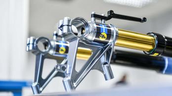 A Bilstein elkezd motorokhoz is futóművet építeni