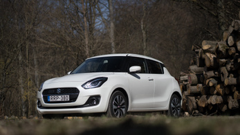 Suzuki Swift 1,2 Mild Hybrid – 2020.