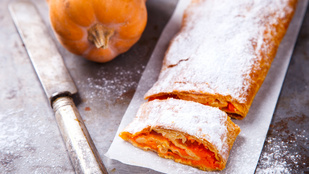 Tökkel is készíthetsz édességet: pumpkin spice rétes narancsosan