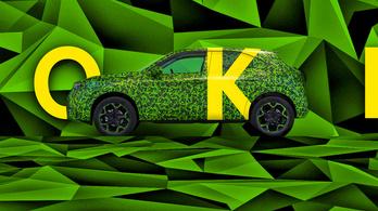 Először villantják meg az új Opel Mokkát