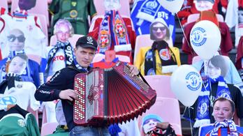 Többen nézik itthon a fehérorosz bajnokikat, mint a legutóbbi Barca–Realt