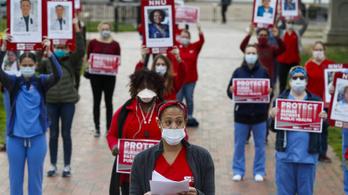 Bepereli Kínát Missouri állam a járvány kezelése miatt