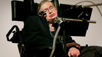 Egy cambridge-i kórháznak ajándékozták Stephen Hawking lélegeztetőgépét