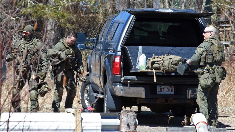 Rendőr akart lenni a 22 embert meggyilkoló kanadai ámokfutó