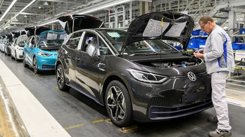 VW: nyáron elkezdődhet az ID.3 forgalmazása