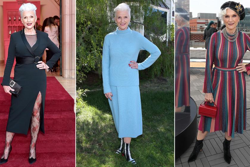 Elon Musk 72 éves édesanyja igazi stílusikon: a gyönyörű Maye Musk a mai napig modellkedik