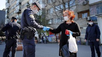 Május közepén eltörlik a kijárási tilalmat Romániában