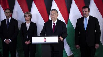Závecz: A Fidesz nőtt a koronavírus alatt, bár a többség nem elégedett