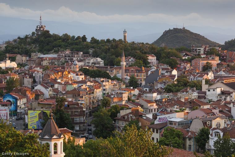 Bulgária második legnagyobb városának, Plovdivnak első lakói, a trákok i