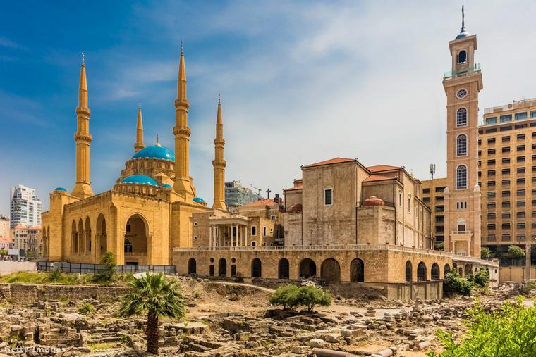 Libanon fővárosa, Bejrút 5000 éves múltra tekint vissza